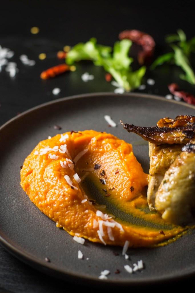 Thai Carrot Puree