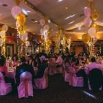Room set up, Corporate Events at Casa Larga Vineyards