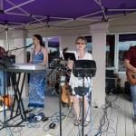 Bands, Purple Foot Festival at Casa Larga Vineyards