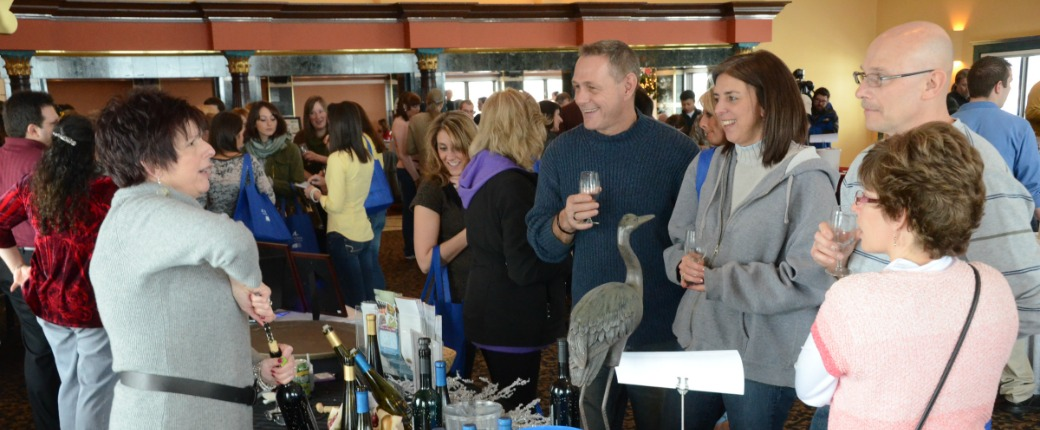 Guests and Vendors, Ice Wine and Culinary Festival, Casa Larga Vineyards