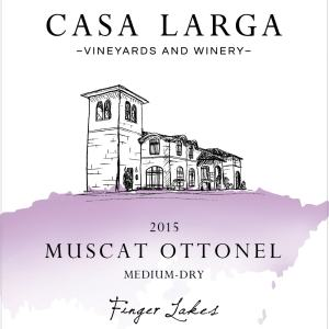 2015 Casa Larga Vineyards Muscat Ottonel