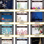 Holidays, Custom labels, Casa Larga Vineyards