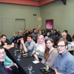 Customers Enjoying Ice Wine and Culinary Festival at Casa Larga Vineyards