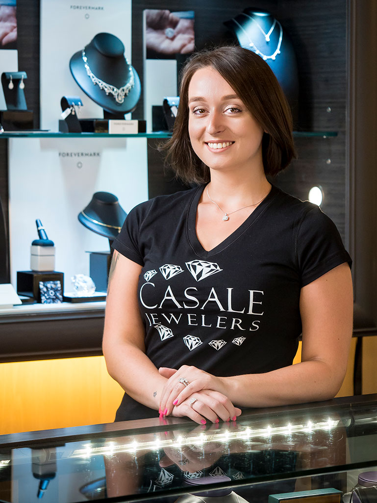 Casale Jewelers Our Team Detail