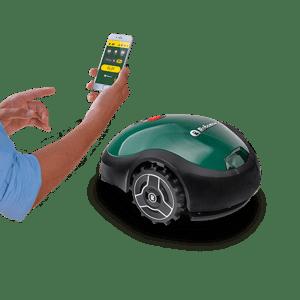Applicazione per Robot-Tino Serie RX, il tosaerba di Casali Irrigazione