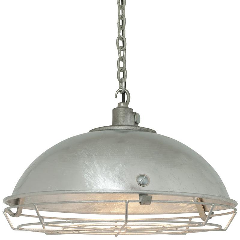 heavy galvanized industrial pendant