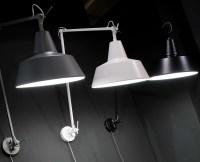 Wandlampe Bad Industrial: Industrie wandlampe look alte ...