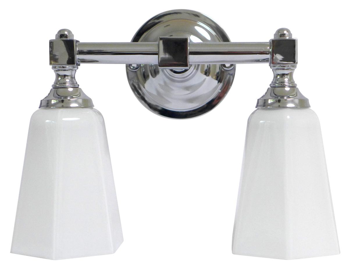 Wandleuchte Bad Free Interessant Design Badleuchte Chrom Glas Wandleuchte Bad Lampe Kb With