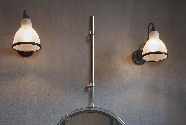 Badezimmer Lampen Wandlampe
