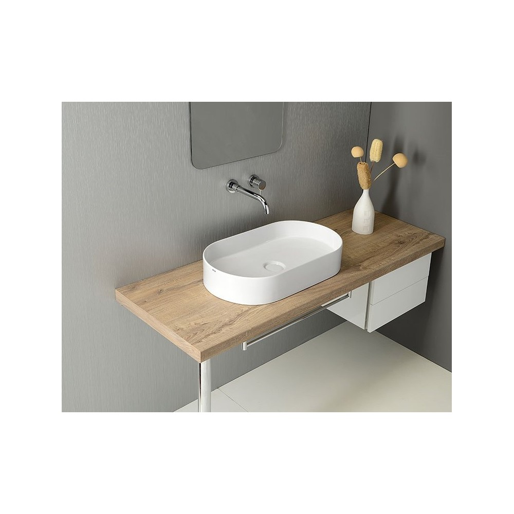 Lavabo Vasque Hide Stadium 11 Couleurs Ovale Poser