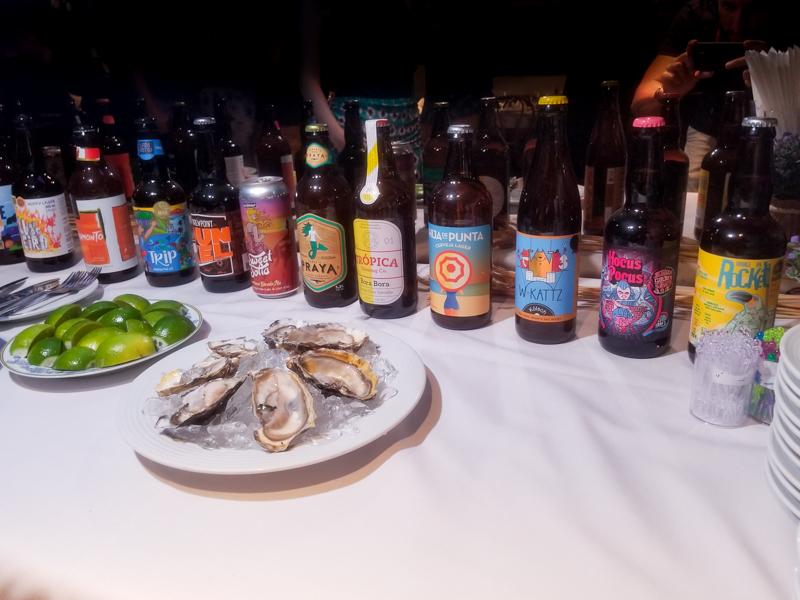 Carta de Cervejas da Churrascaria Palace