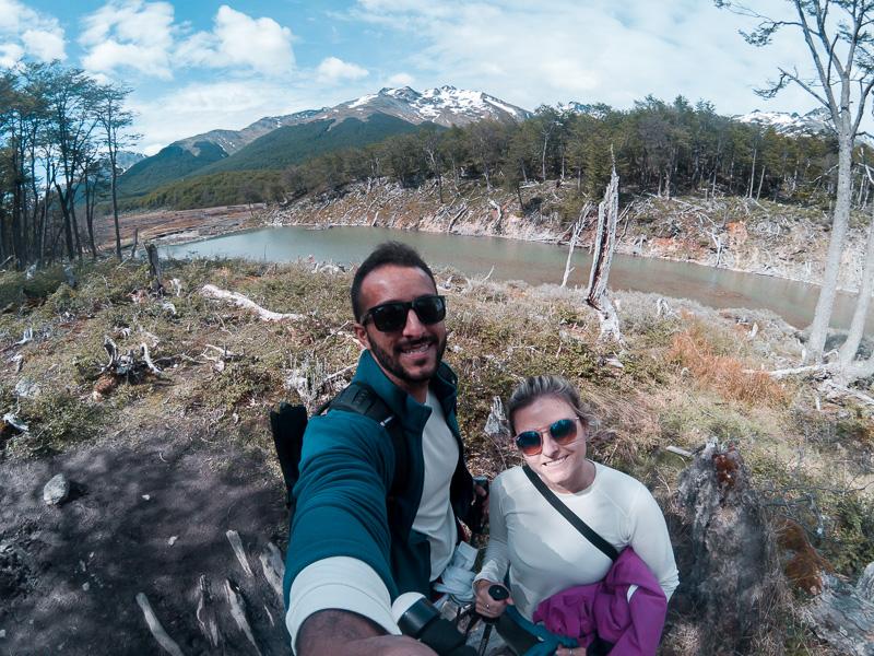 Trekking Laguna Esmeralda