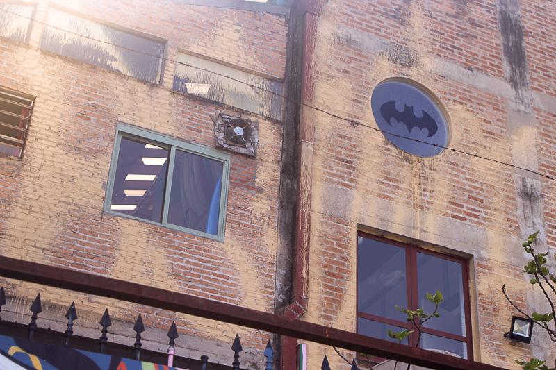 Beco do Batman 2017