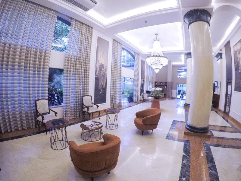 Hotel na Vila Olímpia SP - Mercure Jk