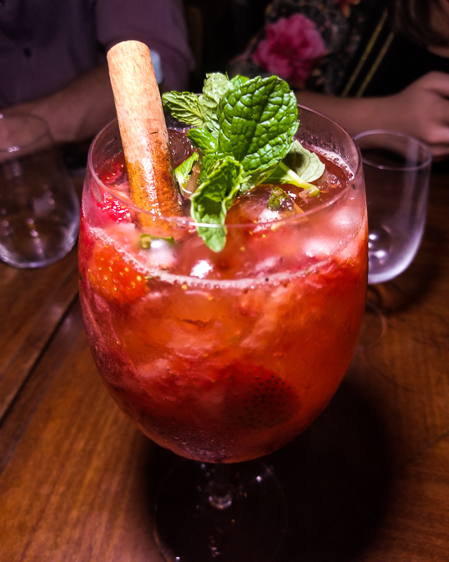 Puro Restaurante - Drinks