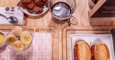 Metiers Café e Coworking no Rio de Janeiro