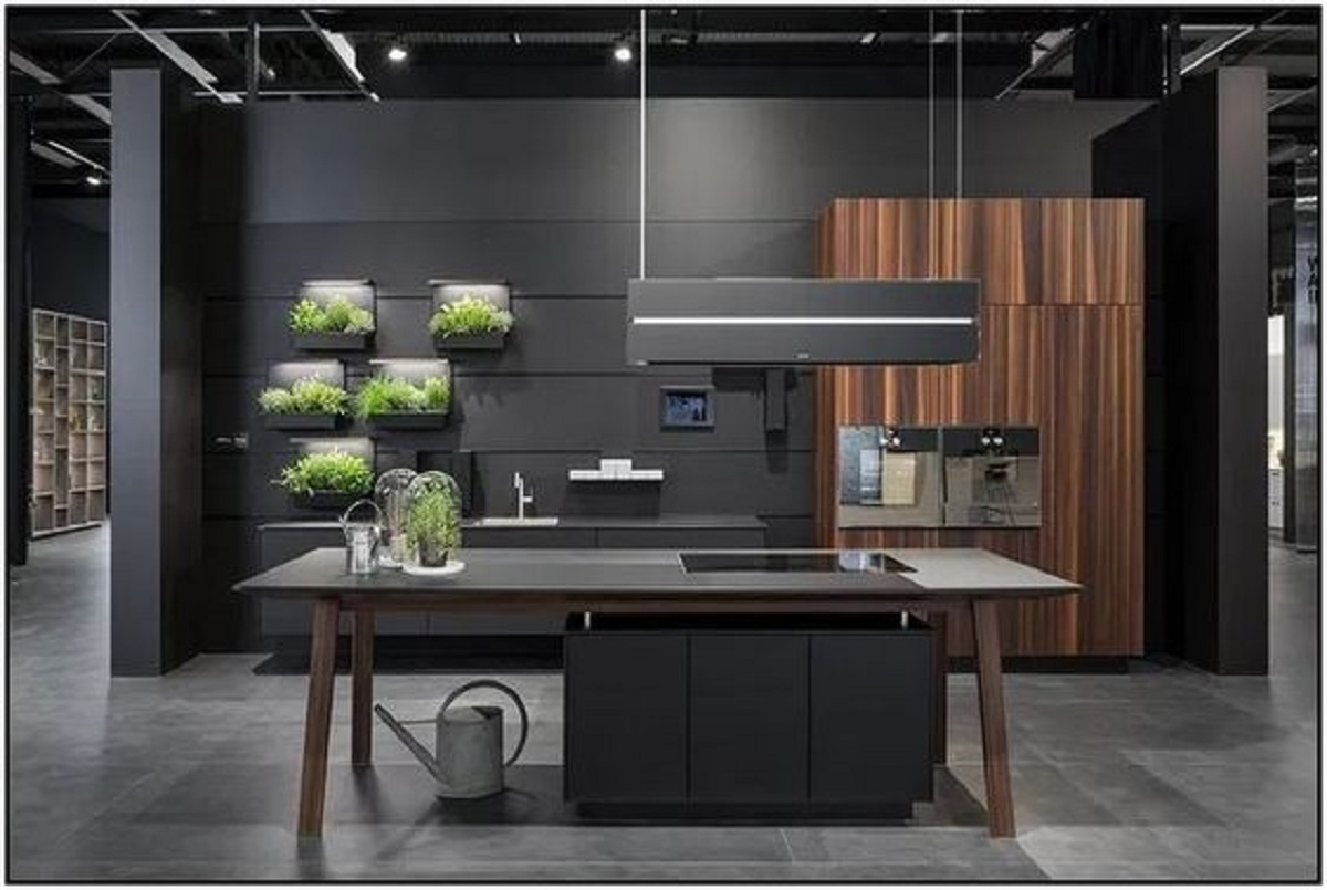 Il concept moderno applicato al kitchen design nasce dalla domanda. Cucina In Stile Moderno Sobria E Frizzante Casa Magazine