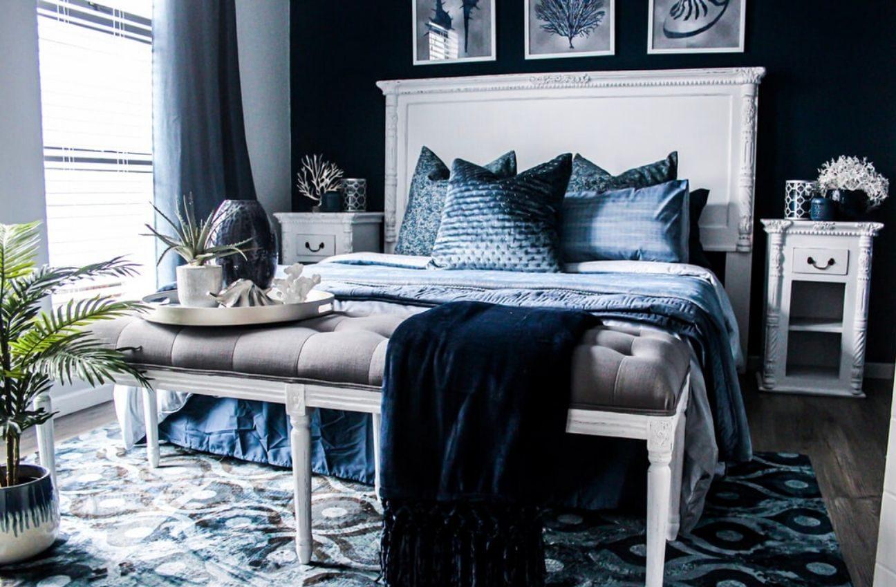 colori pareti camera da letto: Colori Pareti Della Camera Da Letto Tendenza E Consigli Casa Magazine