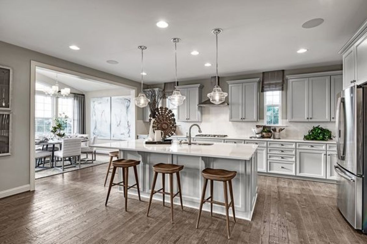 Idee di cucine moderne in muratura. Cucine Stile Americano Moderne Design E Materiali Casa Magazine