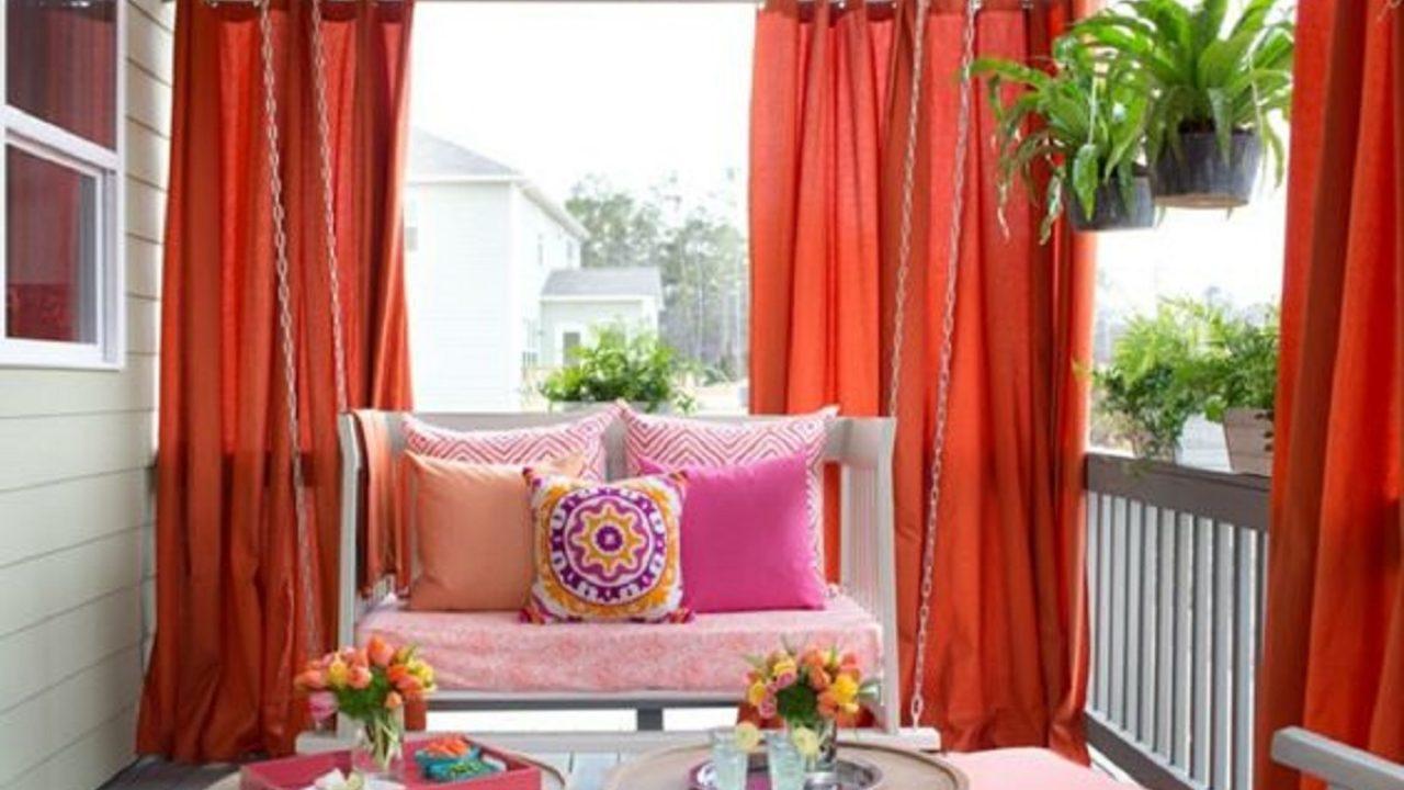 Le tende a pacchetto, realizzate in tessuto, danno un tocco autentico e minimalista. Tende Da Sole Per Balcone Fai Da Te Suggerimenti Pratici Casa Magazine