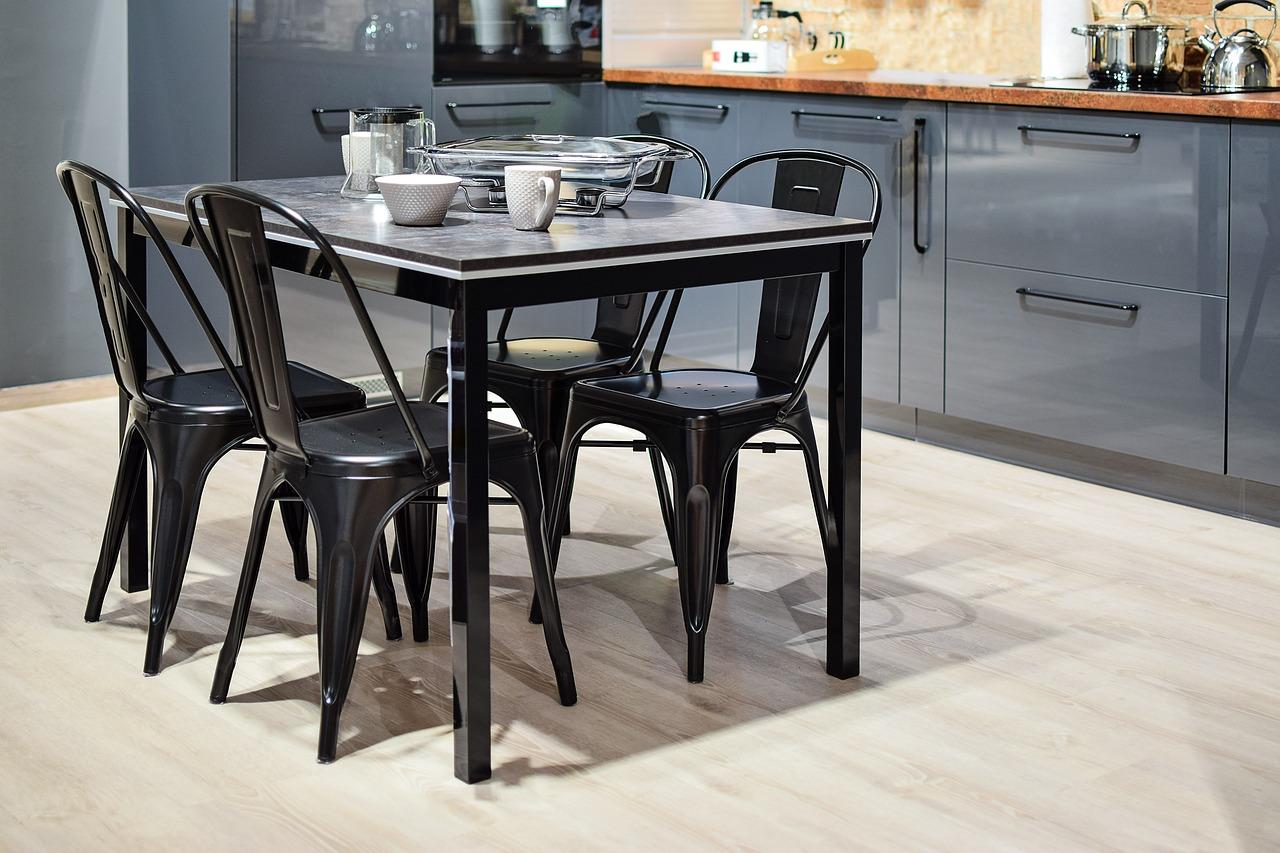 cuscini menta 45x45 cm per sedie. Cuscini Per Sedie Da Cucina Quali Scegliere Casa Magazine