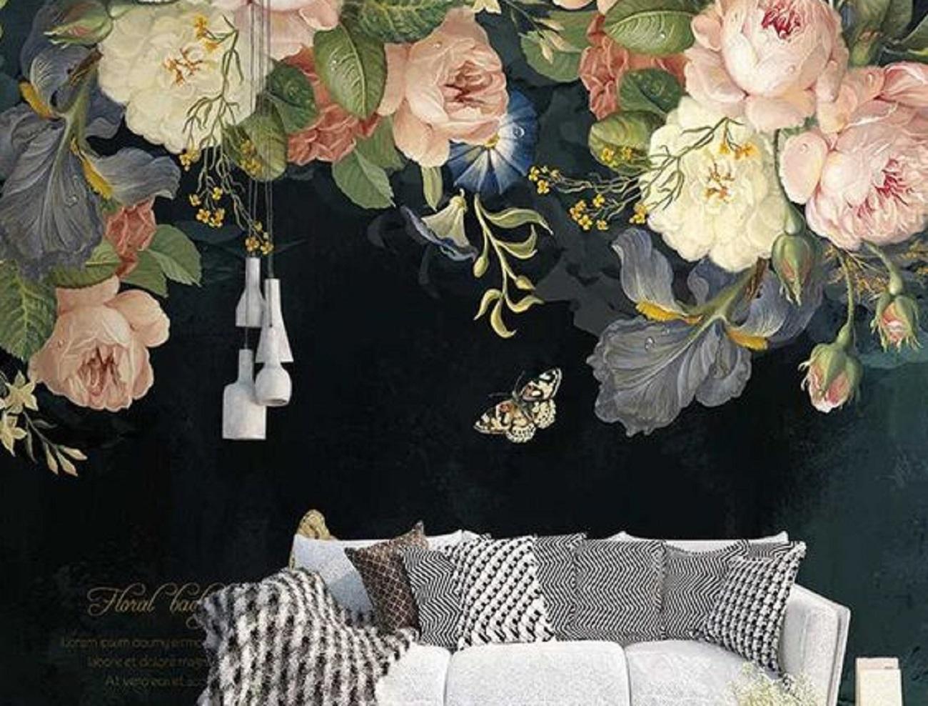La wallpaper di oggi è giovane, fresca, di design. La Carta Da Parati Moderna Per Salotto 5 Idee Da Provare In Casa Casamagazine
