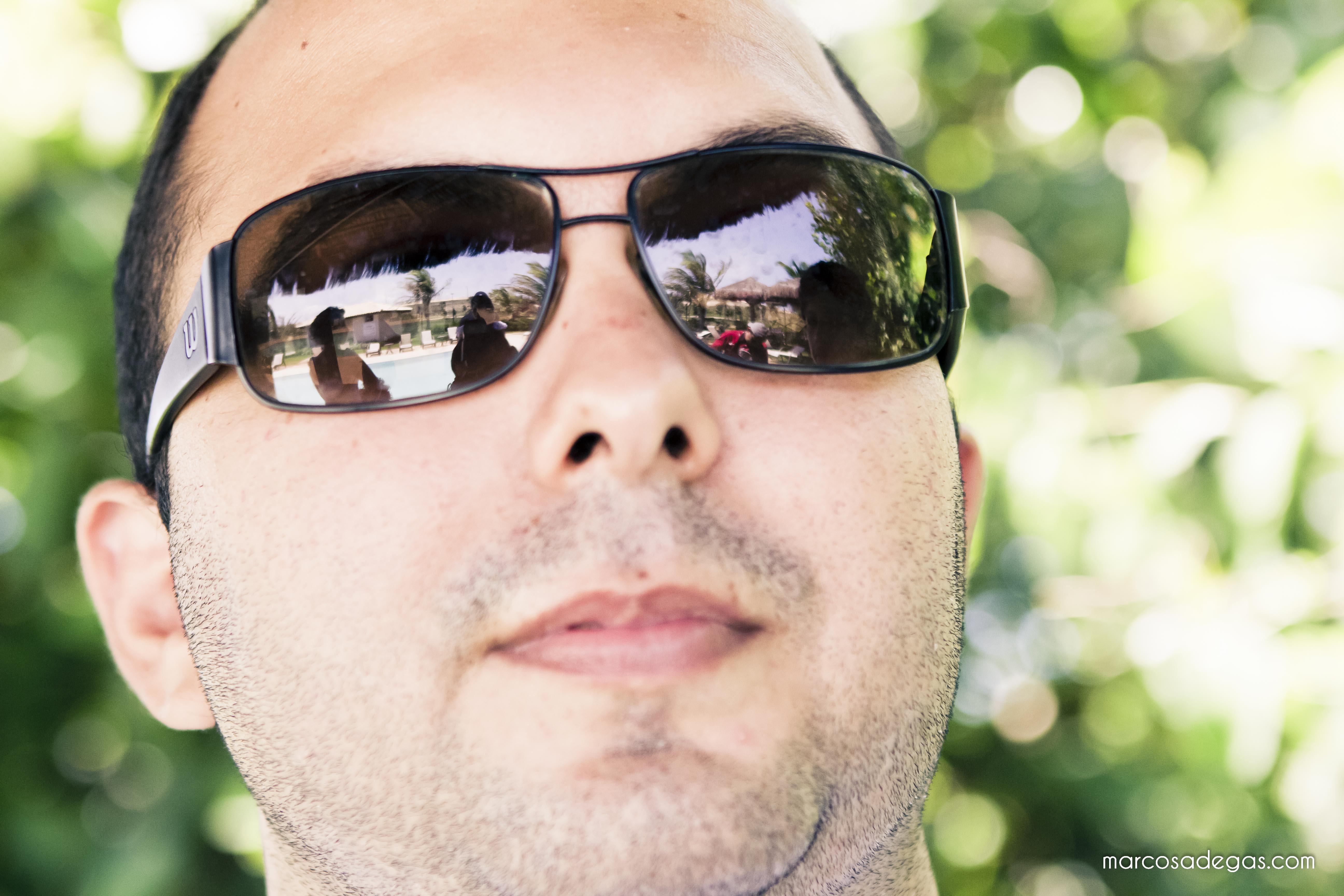 O blogueiro Rafael acompanha tudo de perto.