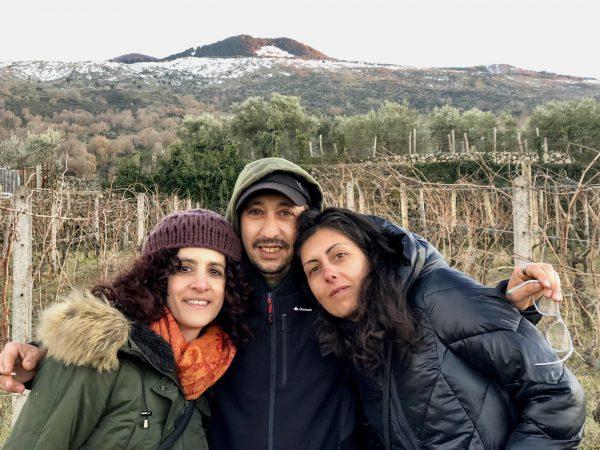 10 moments in Sicily: Vini Scirto on Etna