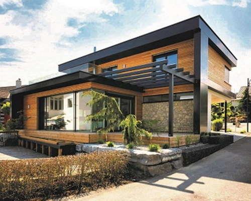 Quanto costa una casa prefabbricata in legno? Kampa Case In Legno Di Qualita Casamoderna