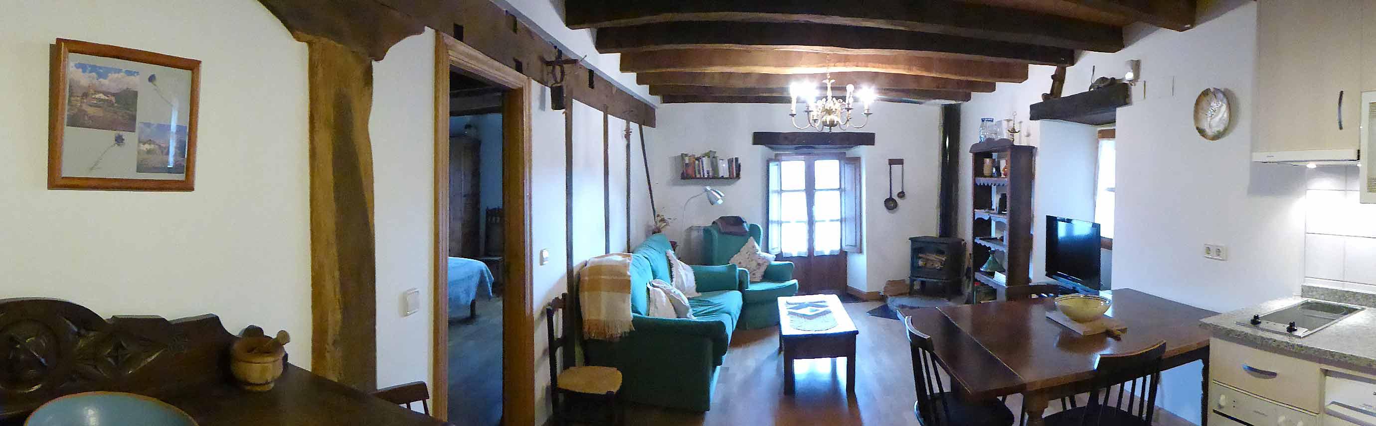 Casa rural para 4 personas a un paso de la selva de irati - Casa rural para 4 personas ...