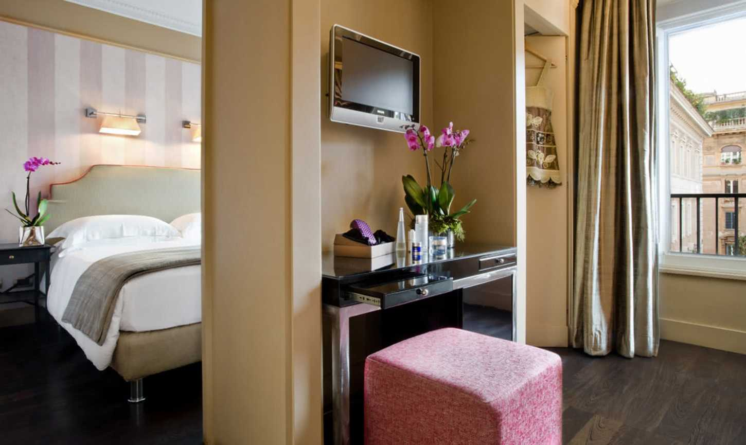 Luxury Guesthouse In The Heart Of Rome Casa Montani