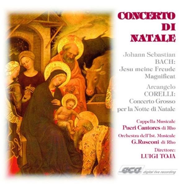 Concerto di Natale CD  Casa Musicale Eco