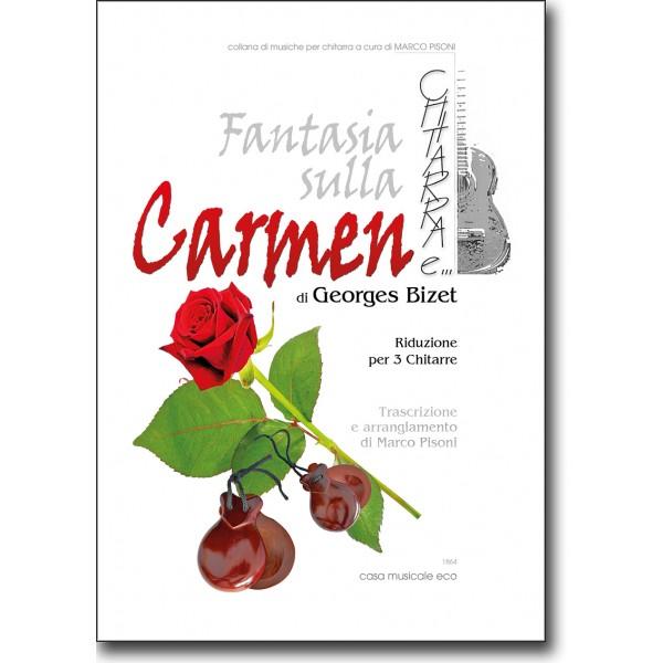 Fantasia sulla Carmen  Casa Musicale Eco