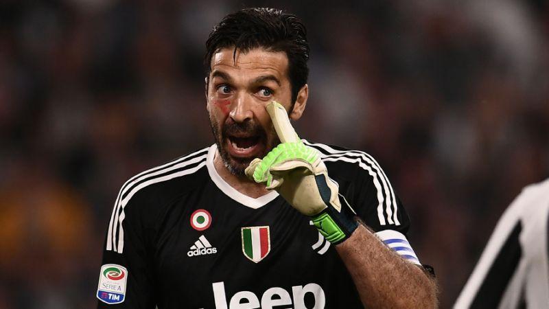 Napoli Juventus Gigi Buffon