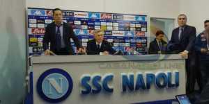 Napoli Genoa Ancelotti silenzio stampa