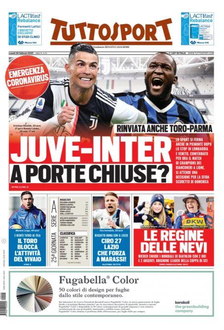 Tuttosport Juventus