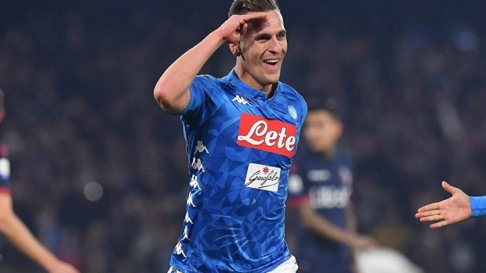 GdS - Juventus Milik