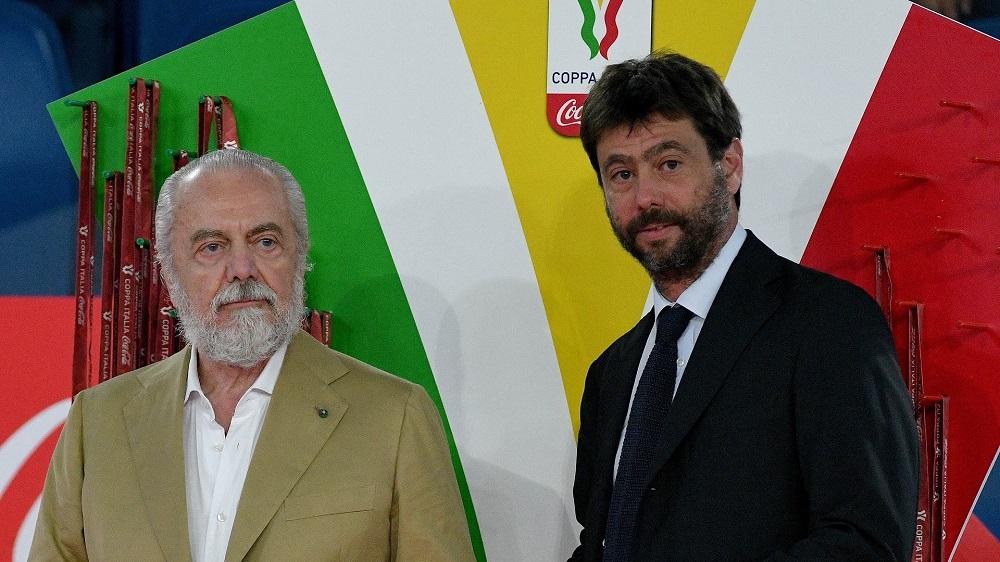 De Laurentiis chiama Agnelli e propone di rinviare Juventus-Napoli -  CasaNapoli.Net