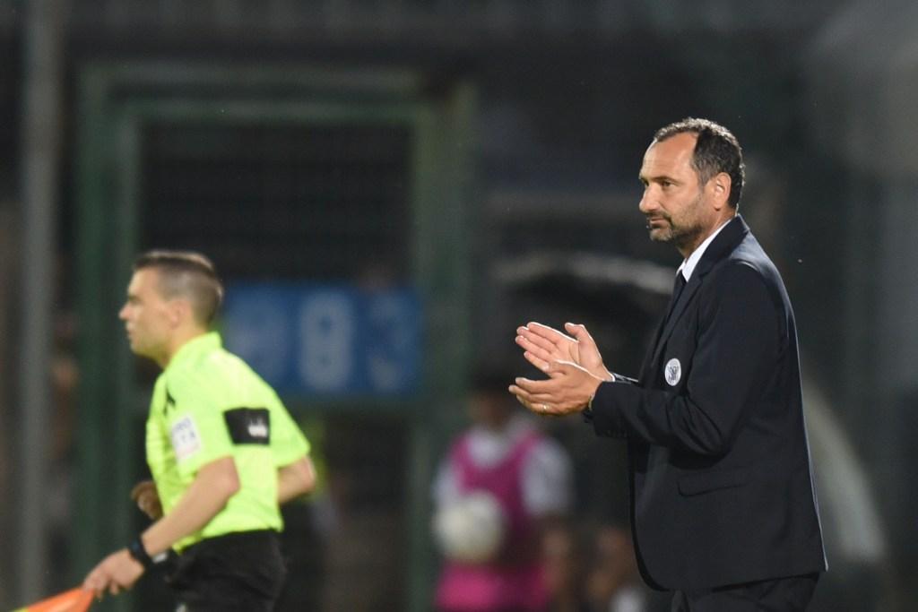 Maurizio D'Angelo Napoli Benevento conferenza stampa