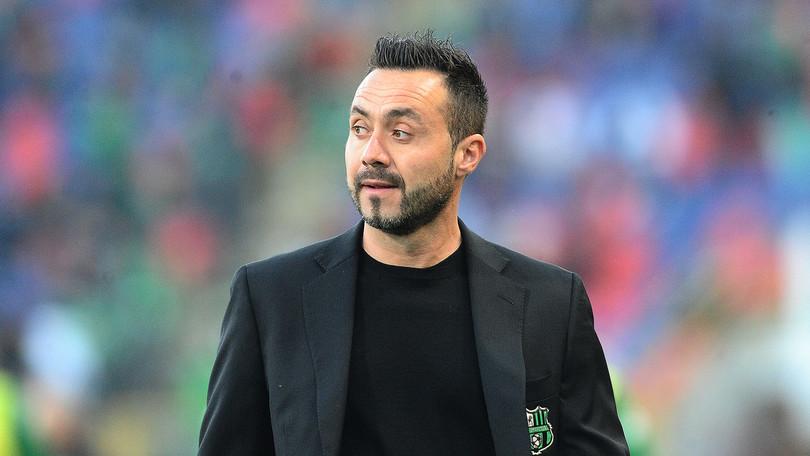 Roberto De Zerbi - Sassuolo Napoli