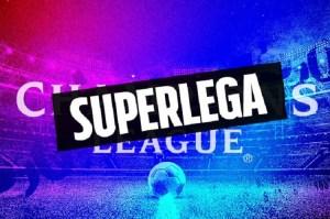 La Superlega nel calcio