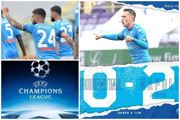 fiorentina napoli champions