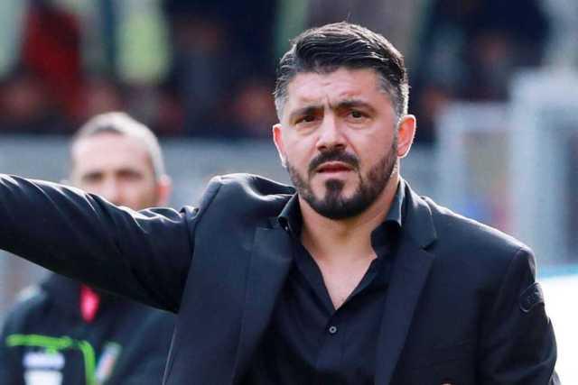 Napoli Verona Gattuso
