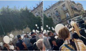 Napoli funerali Samuele