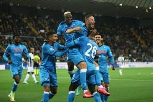 Napoli ranking Uefa