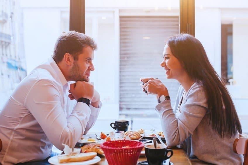 Fragen für das erste Date