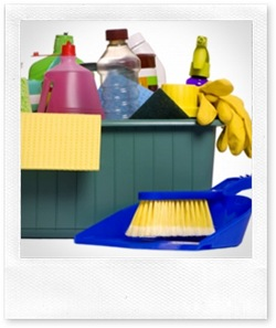 composti chimici casalinghi e salute dei bambini