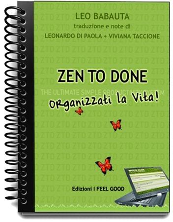Zen to done in italiano - clicca qui
