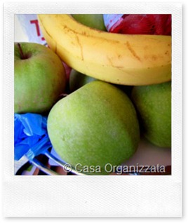 Soluzioni ecologiche per lavare frutta e verdura  Casa Organizzata