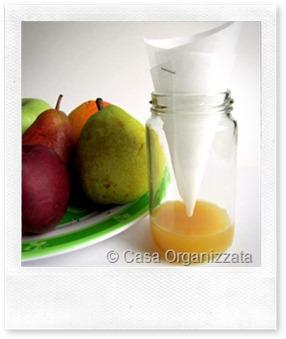 Trappola fai da te contro i moscerini della frutta  Casa Organizzata